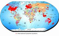 ThaiAmuletSales.com has customers all over                       the world - click here to see our map.
